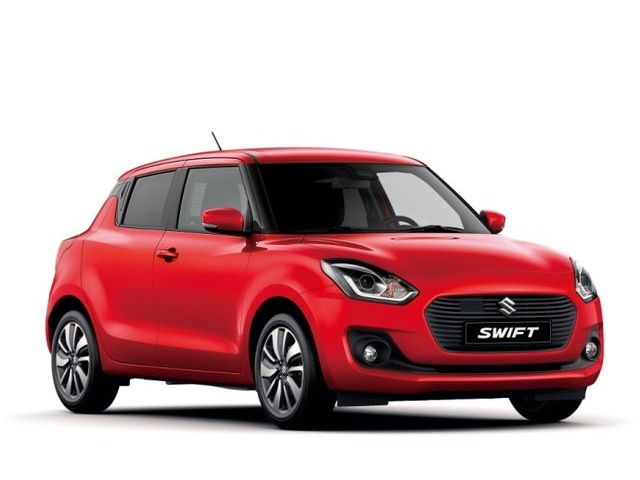 Suzuki Swift 2017-tõl